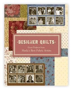 Designer Quilts - Book