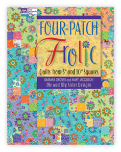 Four Patch Frolic - Book