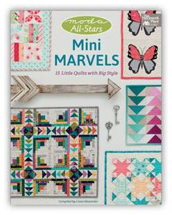 Mini Marvels - Book